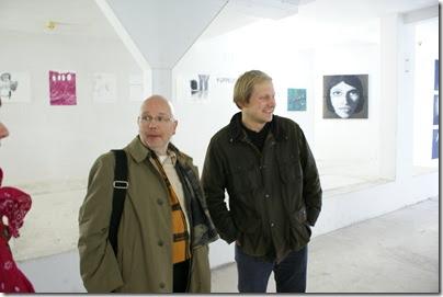 Niklaus Lenherr und René Odermatt
