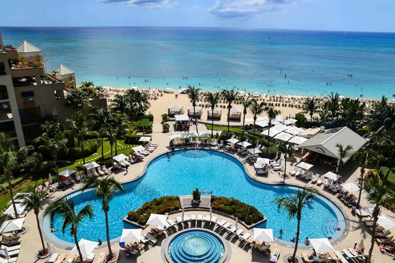 Ritz Carlton Grand Cayman Hotel Review