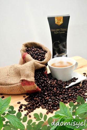 Golden Herbs Coffee Supreme
