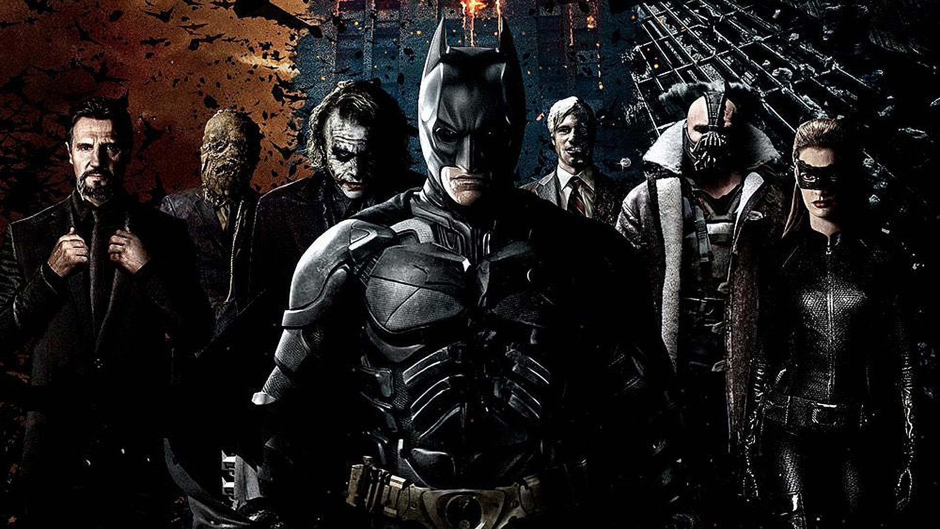 The Dark Knight Background 70 Images