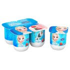 Image for Disney Frozen Yogurts 4x125g from Sainsbury's