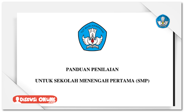 Panduan Penilaian Kurikulum 2013 Untuk SMP