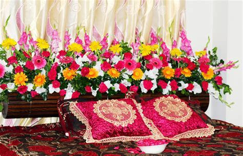 Bengali Wedding Guide: Wedding Flower Bed Decoration Ideas