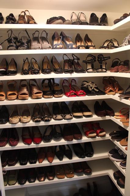 shelve closet built rack shoe shelves in pinterest pin closets