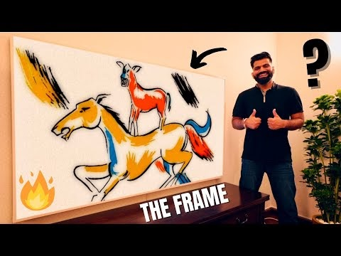 This Is Not A TV *The Frame*🔥🔥🔥
