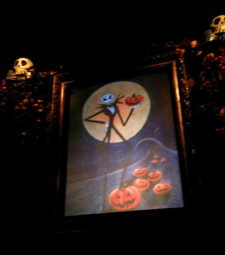 Haunted Mansion Holiday 2013