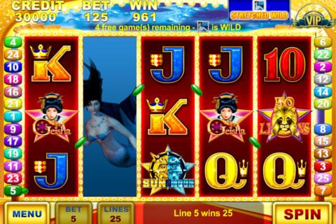 Multi slot casino demo