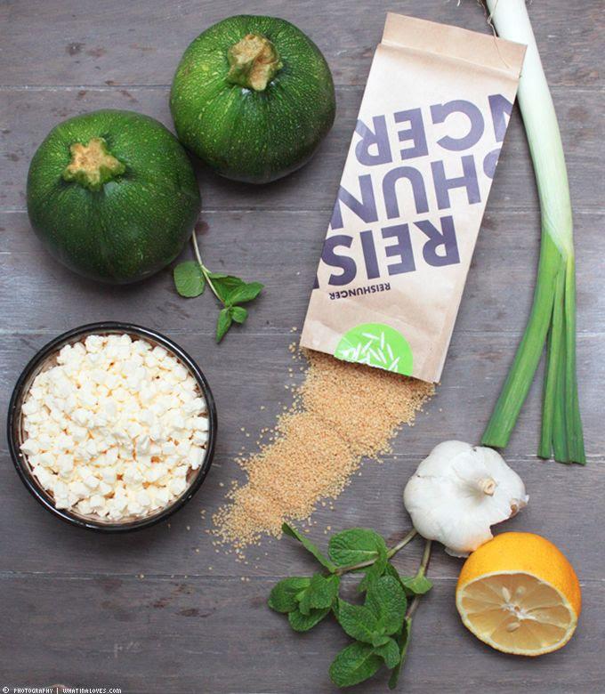 Couscous, Reishunger, Riceup,