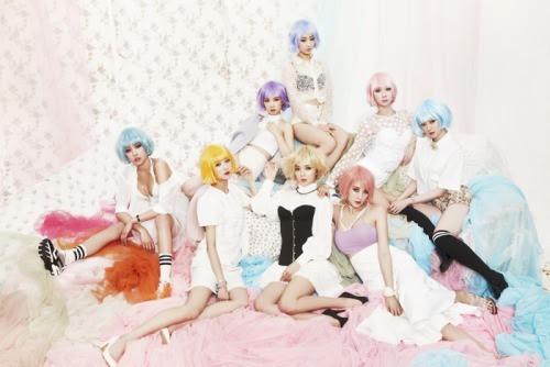 Nine Muses - Drama