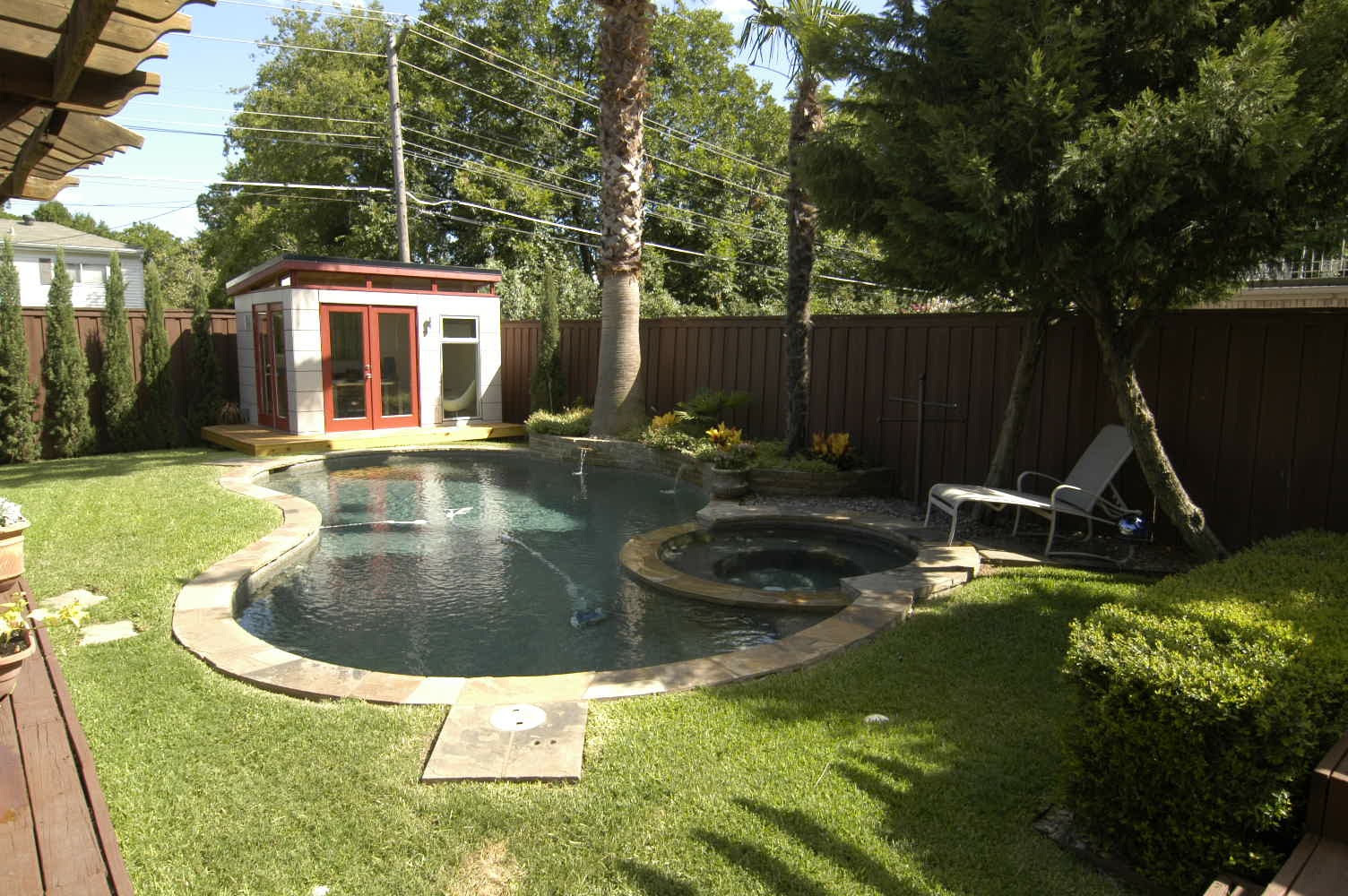 Small Pool Backyard Ideas