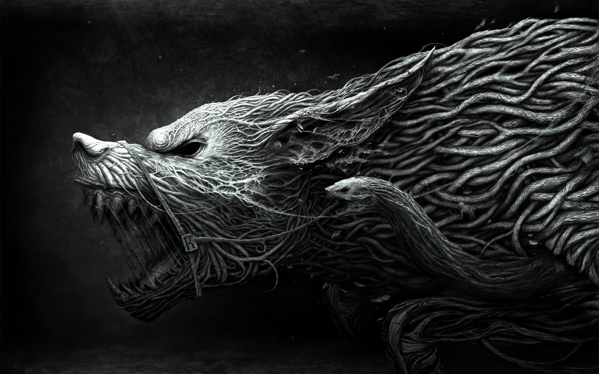 Werewolf Wallpapers - Wallpaper Cave