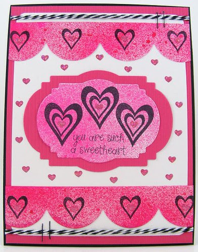 SOL December Sweetheart Card
