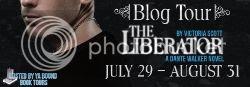 The Liberator Blog Tour