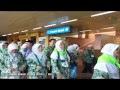 Jamaah Umrah Asbihu Tour & Travel  Maret  2012