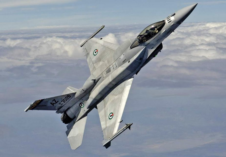 GE Aviation to upgrade UAE F 16E F fighter jets data transfer system 001