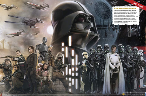 Rogue One: A Star Wars Story - Official Visual Story Guide   Anakin and His Angel
