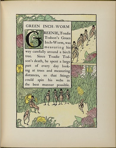 Green Inch-Worm