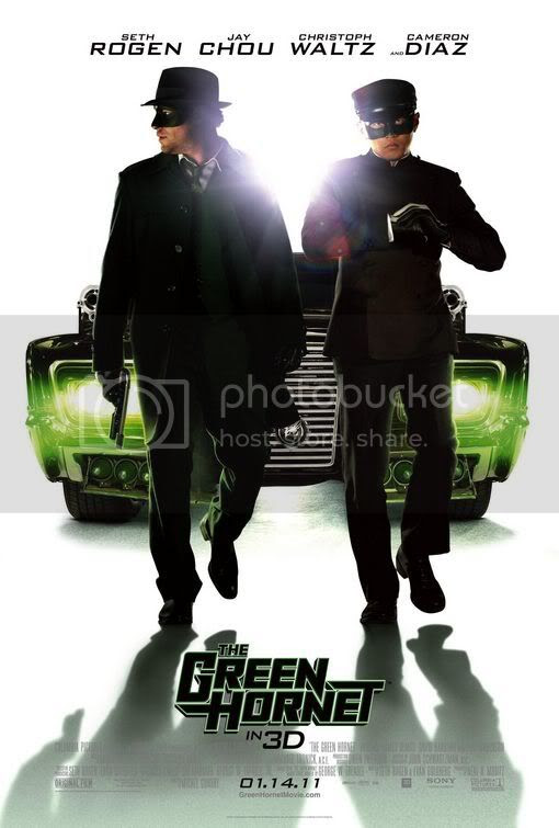 The Green Hornet Pictures, Images and Photos