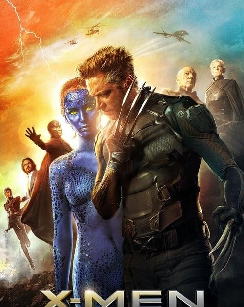 X-Men Future Days Past Stream