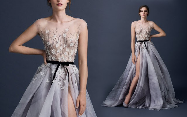Outstanding Evening Gowns by Paolo Sebastian