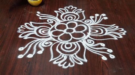 {Pulli}* Pongal Kolam 2019 Rangoli Designs With Dots
