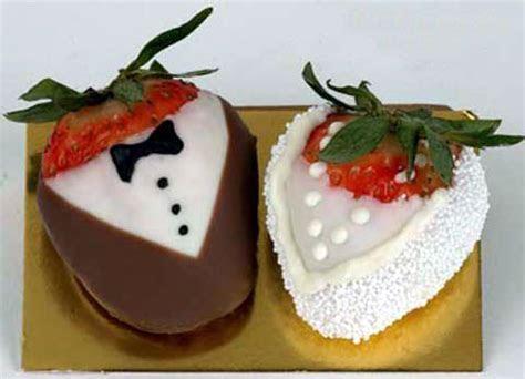 Dark & White Chocolate Strawberries In Tuxedos Recipe
