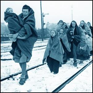Депортация немцев из Восточной Европы