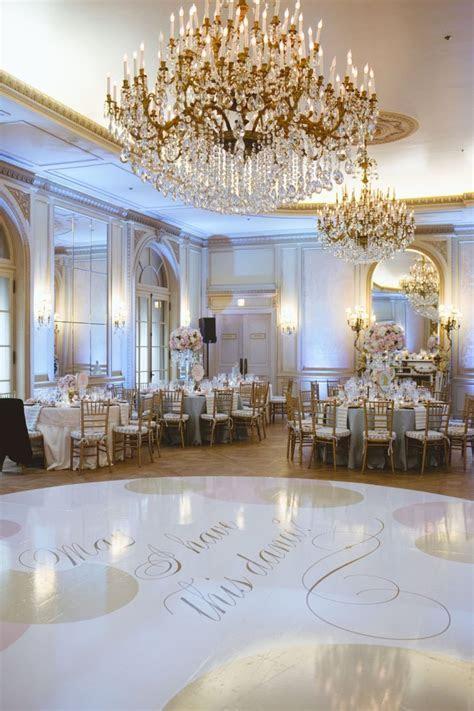 Elegant Marie Antoinette Inspired Wedding Part 2   MODwedding