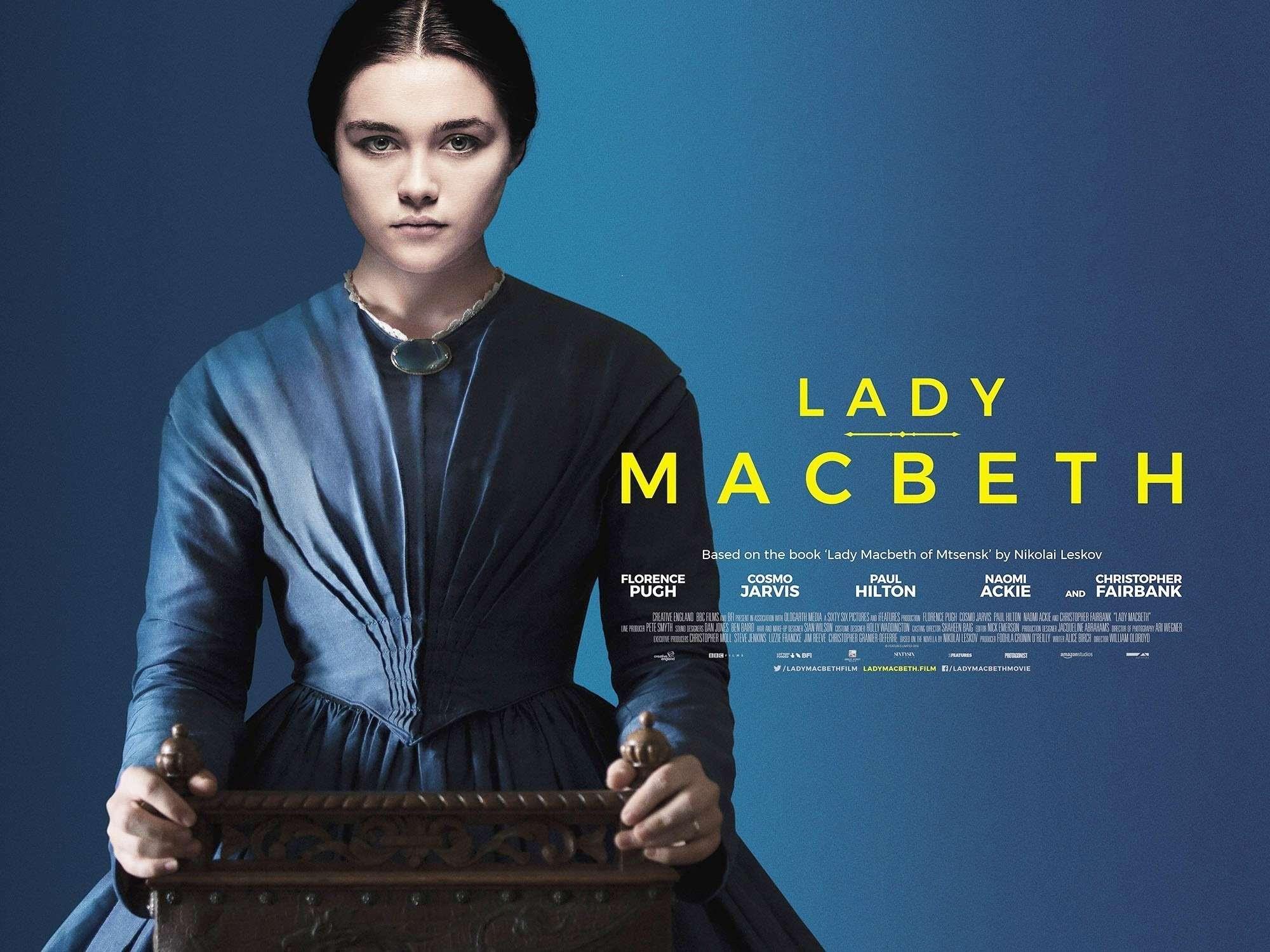 Λαίδη Μάκμπεθ (Lady Macbeth) Poster Πόστερ
