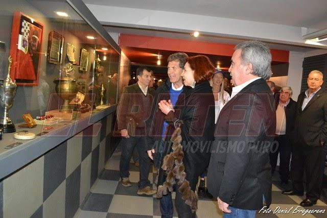 EL MUSEO FANGIO INAUGURÓ EL ESPACIO FROILÁN GONZÁLEZ