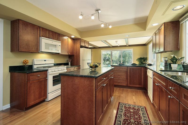 Great Kitchen Wall Colors with Cherry Cabinets 800 x 533 · 75 kB · jpeg