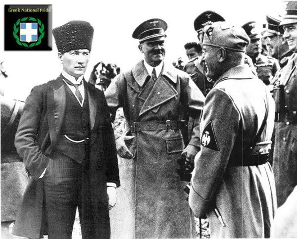 Hitler--Mussolini-Kemal
