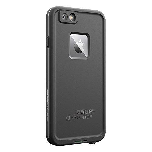【日本正規代理店品・保証付】LIFEPROOF 防水防塵耐衝撃ケース fre iPhone6 Black 77-50356