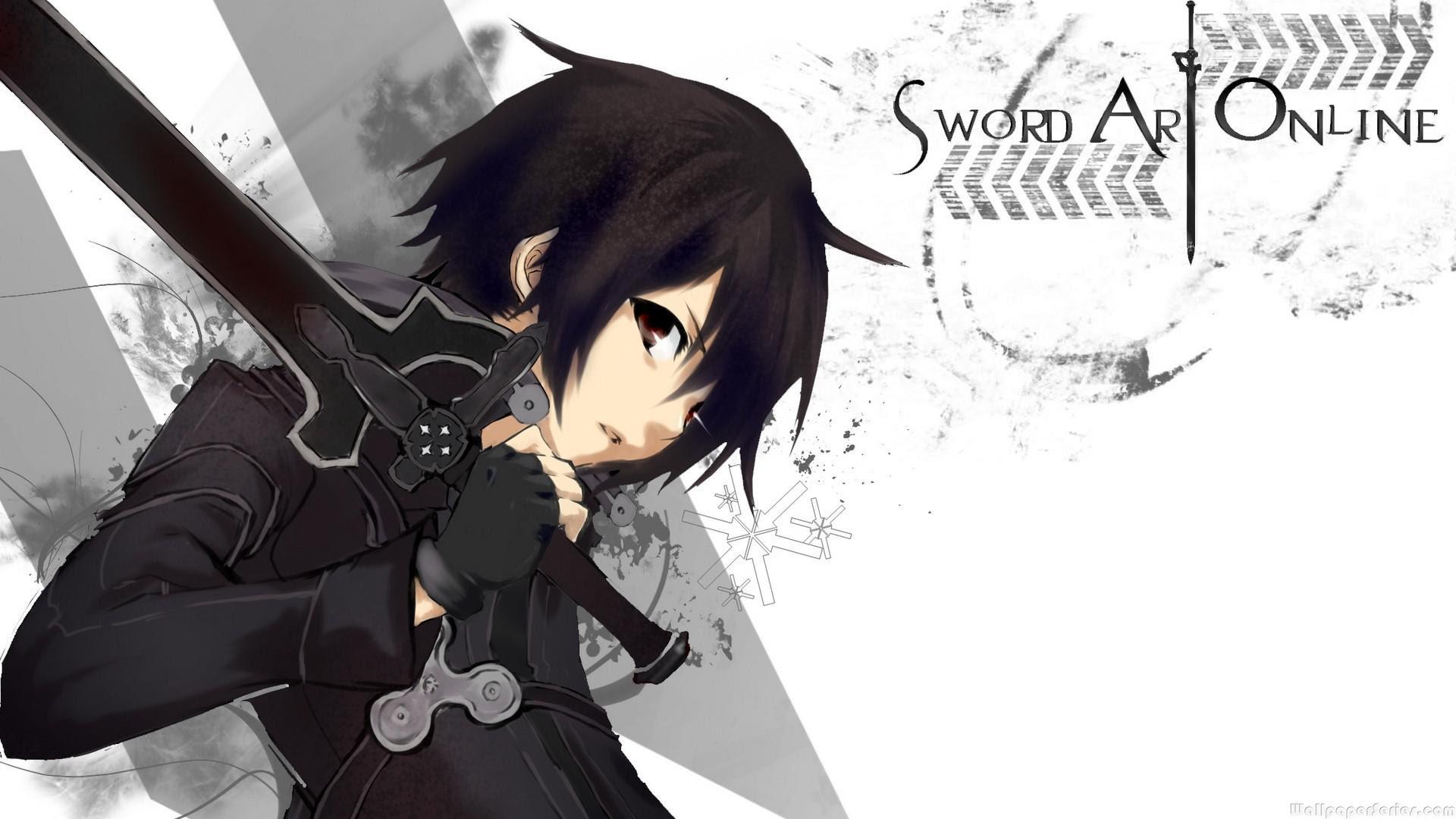 Hd Kirito Sword Art Online Wallpaper Download Free 139276
