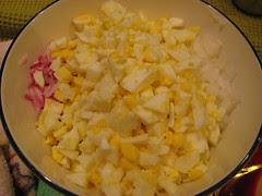 chopped egg