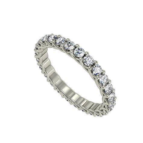 Stellar 1.45 CT. TW. Diamond 14K Gold Wedding Band   NG