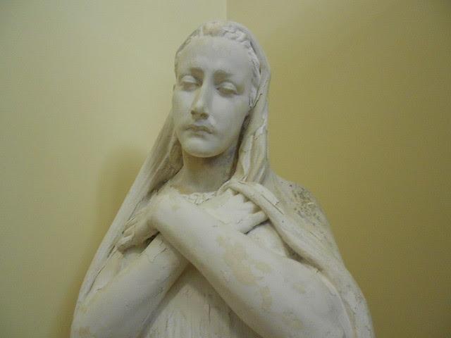 Madonna della pace, Virgilio Milani, Rovigo