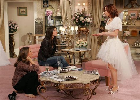 Lily trying on Wedding Dresses.   How I Met Your Mother