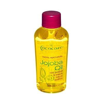 زيت الجوجوبا تم شراء للخلطة السريه للشعر Cococare, Jojoba Oil, 2 fl oz (60 ml)