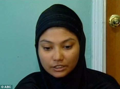 Devastated: Mother Ummay Sultana said her son Amaan Ahmmad was still well enough to play when he arrived at the hospital.