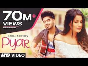 Pyar Karan Sehmbi Full VIDEO SONG   Latest Punjabi Songs 2017   T-Series Apna Punjab