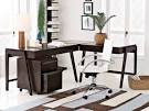 13 Attractive Contemporary Home Office Furniture Collections With ...