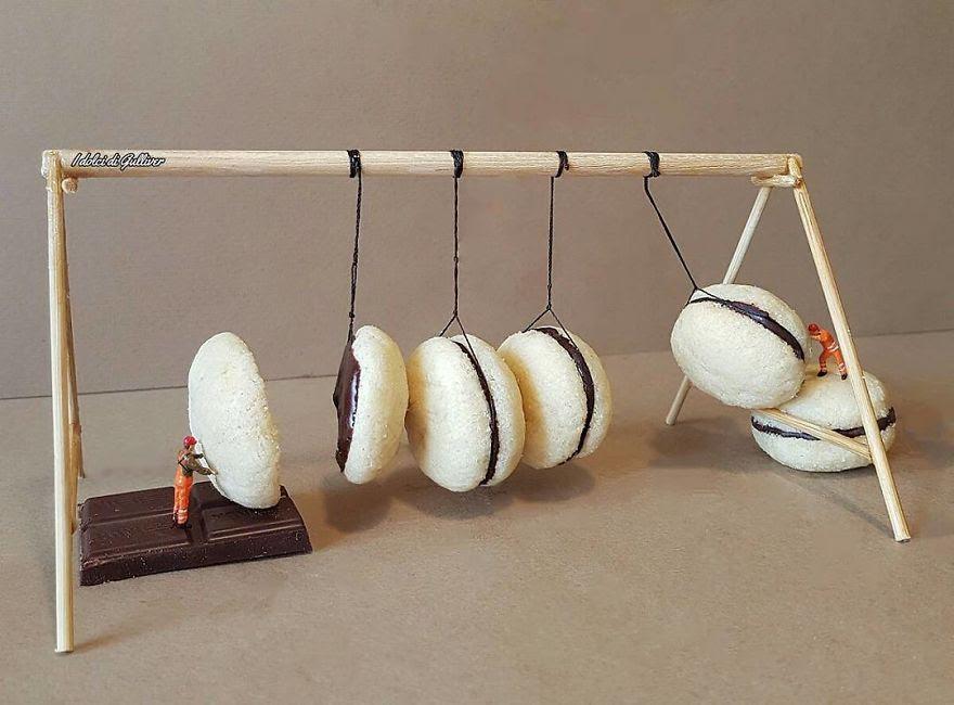 Postre-miniaturas-pastelería-chef-Matteo-stucchi