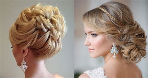 Updo Wedding Hairstyles 2019   Hair Color Ideas for Bride
