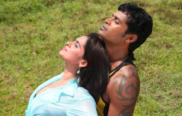 Soundarya Movie Hot Spicy Stills
