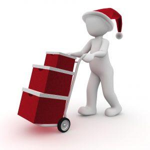 Kerstpakketten voor vrouwen bezorgen - Bestel je kerstpakket en wij bezorgen het in heel Nederland - www.kerstpakkettencadeaubon.nl
