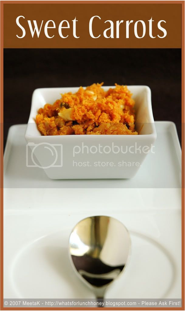Carrot Halwa (05) by MeetaK