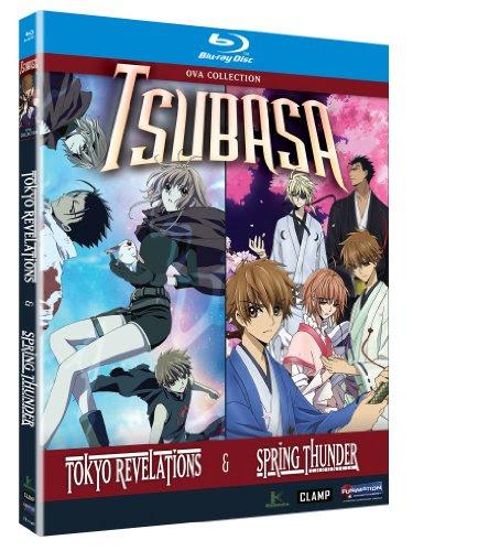 Anime Blu-ray UK: January 2011