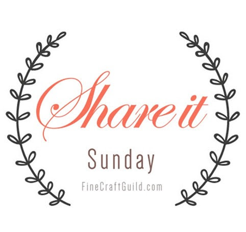 Today I'm a Special Co-Host for Share It Sunday!