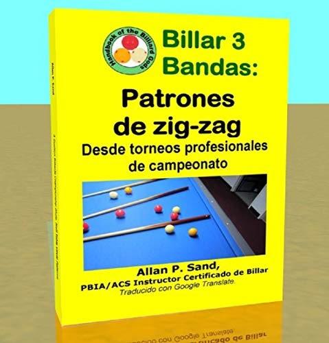 Lee un libro Billar 3 Bandas - Patrones de zig-zag: Desde ...